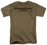 National Schizo Con T-shirts