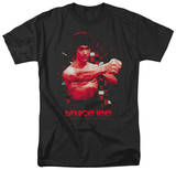 Bruce Lee-The Shattering Fist T-shirts