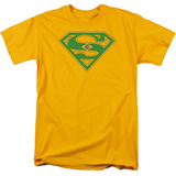 Superman-Brazil Shield Shirts