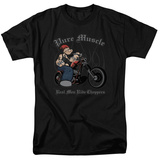 Popeye-Pure Muscle T-shirts