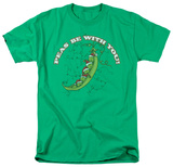 Peas Be With You T-Shirt