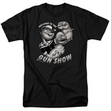 Popeye-Gun Show Shirt