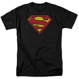 Superman-Classic Logo Camisetas