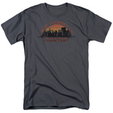Battle Star Galactica-Caprica City T-shirts