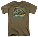 Wildlife - Rainbow Trout T-shirts