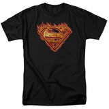 Superman-Hot Metal Shirts