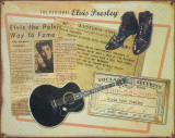 The Personal Elvis Tin Sign