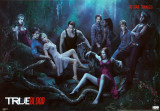 True Blood - Cast Print
