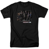 Warehouse 13-Warehouse Cast T-shirts