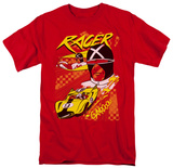 Speed Racer-Racer X Victory T-shirts