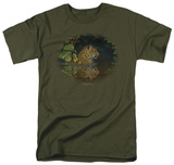 Wildlife - Reflecting Pool T-shirts