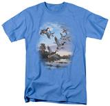 Wildlife - Evening Flight Mallards Shirt