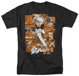Speed Racer-Manga Panels T-shirts