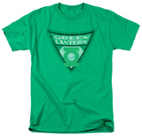 Batman BB-Green Lantern Shield T-shirts
