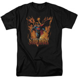 Superman-Out Of The Fire T-shirts