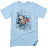 Superman-Action 419 Distress T-shirts