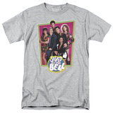 Saved By The Bell-Saved Cast T-shirts