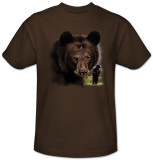 Wildlife-Black Bear T-Shirt