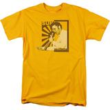 Sun Studios- Sun Records, Elvis On The Mic T-shirts
