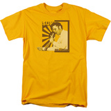 Sun-Sun Records Elvis On The Mic T-Shirt