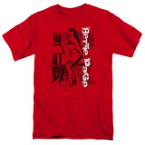 Bettie Page-Shake It T-shirts