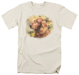 Wildlife - Irish Setter Head T-Shirt