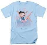 Betty Boop-Pink Champagne Camiseta