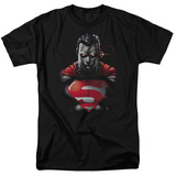 Superman-Heat Vision Charged Shirts