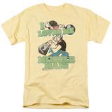 Popeye-Muscle Man T-shirts