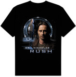 Stargate Universe-Nicholas Rush T-shirts