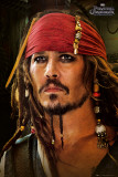 Pirates of the Caribbean - On Stranger Tides - Jack Sparrow Lminas