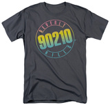 90210-Color Blend Logo T-shirts