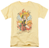 Archie Comics-Josie Tattoo T-Shirt