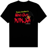 30 Rock-Who Dat Ninja T-Shirt