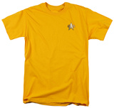 Star Trek-DS9 Engineering Emblem T-Shirt