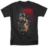 Vampirella-Blood And Stones T-Shirt