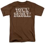 Town Drunk T-shirts
