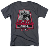 Battle Star Galactica-By Your Command T-Shirt
