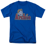 Archie Comics-Distressed Archie Logo T-Shirt