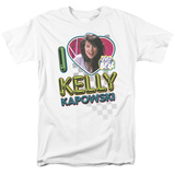 Saved By The Bell-I Love Kelly Shirt