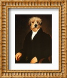 Ancestral Canine I Print by Thierry Poncelet