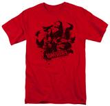Vampirella-I Vampire Splat T-shirts