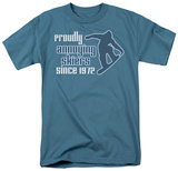 Proudly Annonying Skiers Shirts
