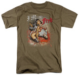 Vampirella-I Must Feed Shirts