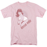 Bettie Page-3 Color Bombshell T-shirts