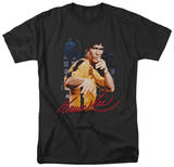 Bruce Lee-Yellow Jumpsuit Shirt