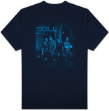 Stargate Universe-Supportng Cast T-shirts