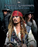 Pirates of the Caribbean - On Stranger Tides - Group Psters
