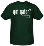Swamp People-Got Gator T-shirts