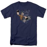 Popeye-Popeye Sk8 T-Shirt